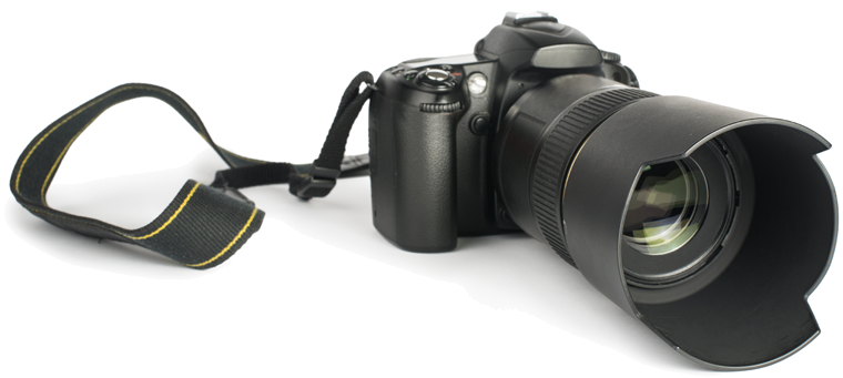 Professional camera for event and conference photography