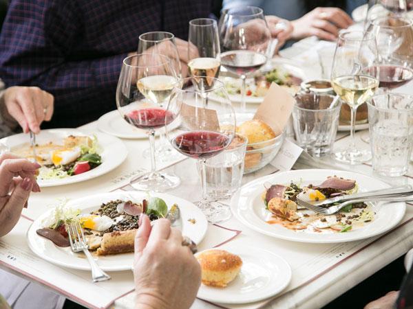 Visa Infinite Dining Series
